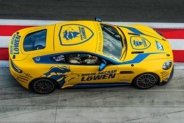 Aston Martin GT4 RNL
