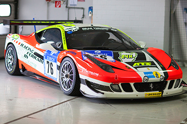 Ferrari 458 Challenger 24h