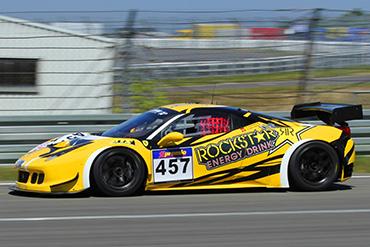 Ferrari 458 Challenger Rockstar