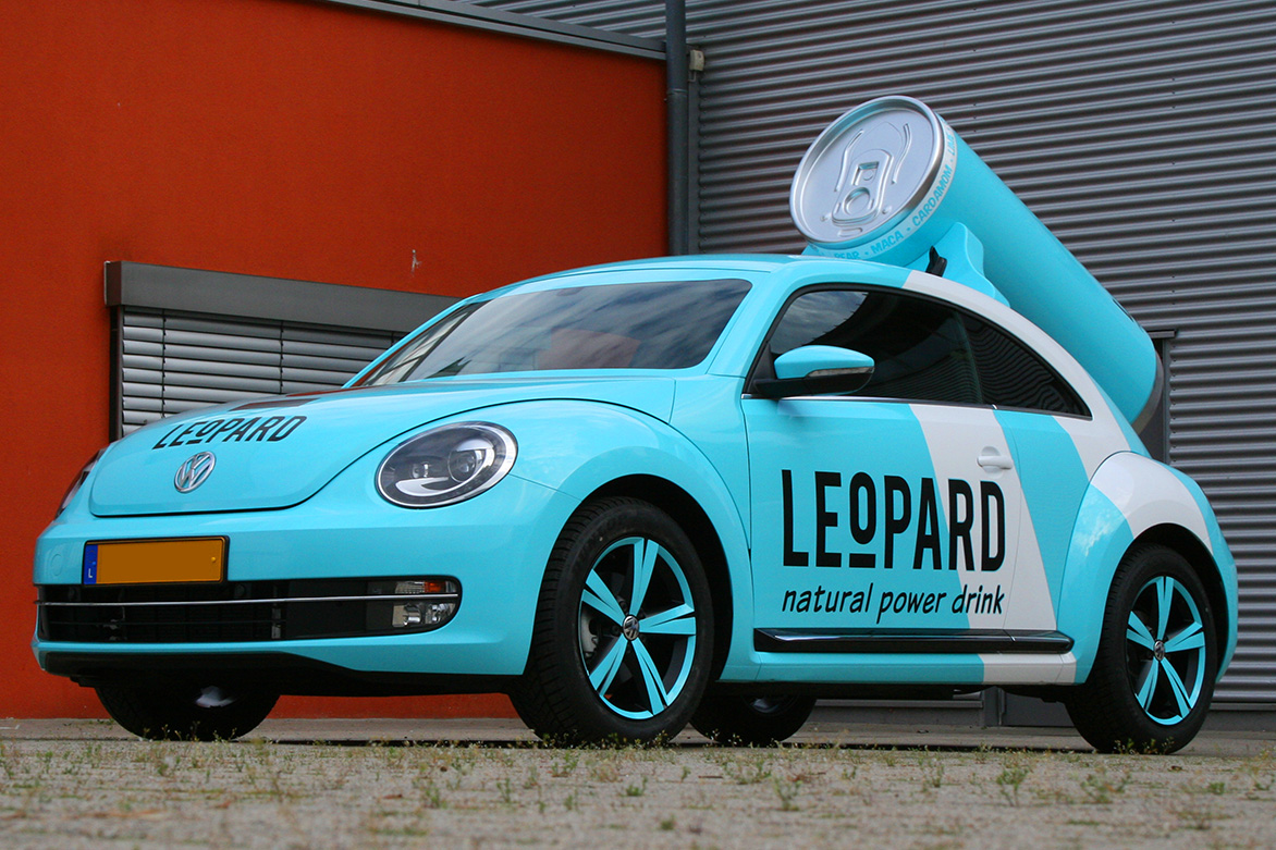 VW Beetle Promotion