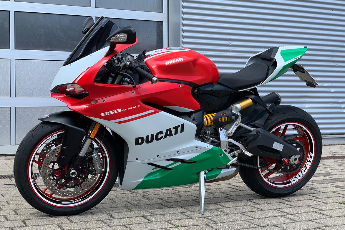 Ducati Panigale 959 Tri Colore