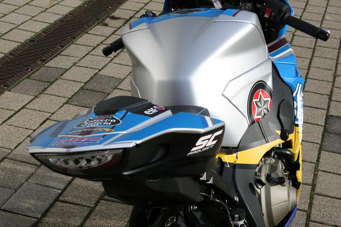 Honda SC77