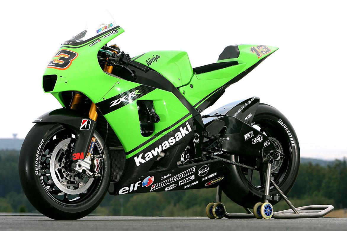 Kawasaki ZX-RR